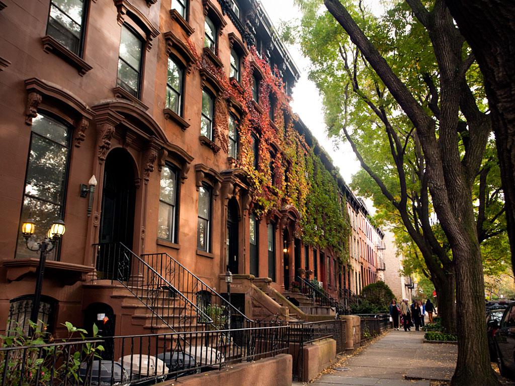 Brooklyn-Townhouses
